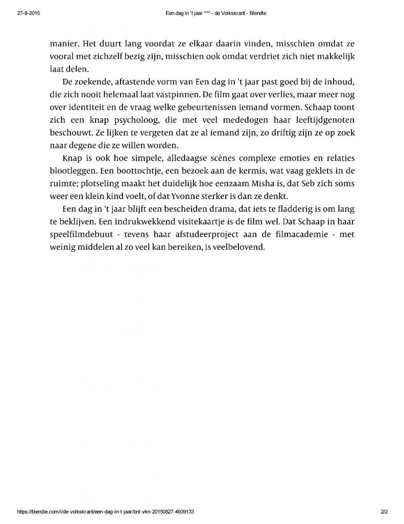 Eendagin'tjaar_Volkskrant02
